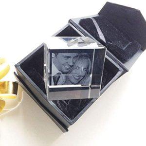 custom glass paperweight